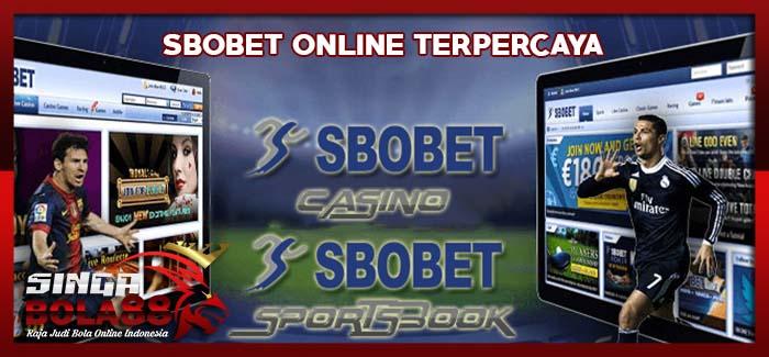 Sbobet Online Terpercaya Minimal Deposit 25 ribu - Singabola88