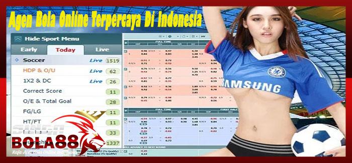 Agen Bola Online Terpercaya Di Indonesia