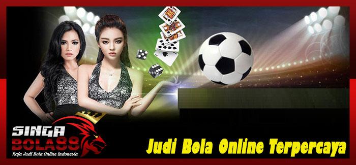 Judi Bola Online Terpercaya